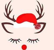Sublimez Noël avec des Ongles et des cils de fêtes